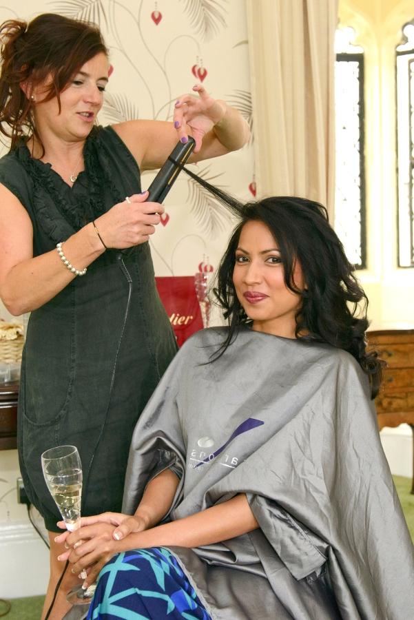 Bridal Hair 27