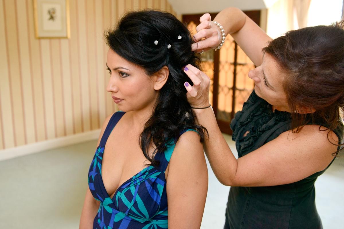 Bridal Hair 43