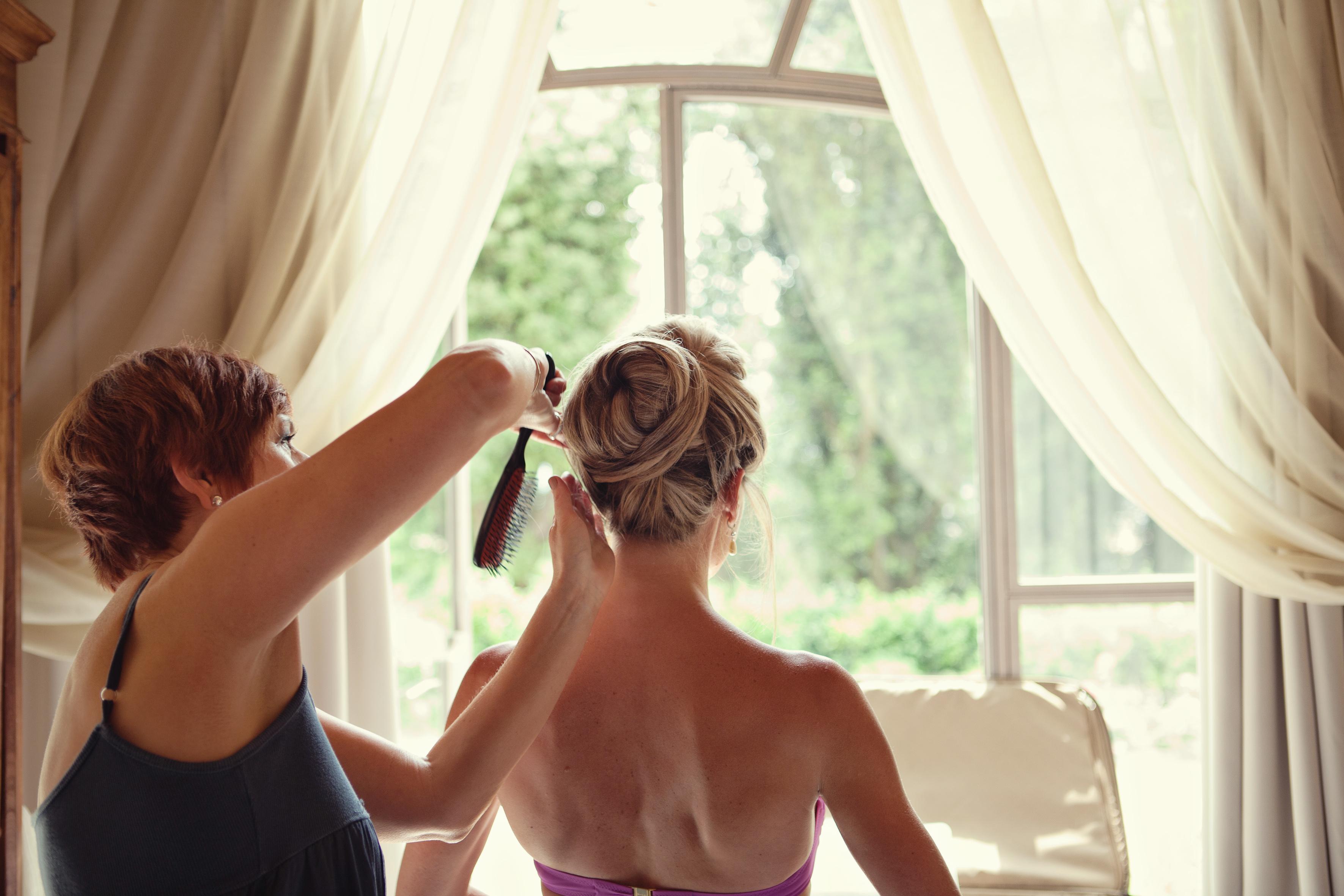Bridal Hair 18