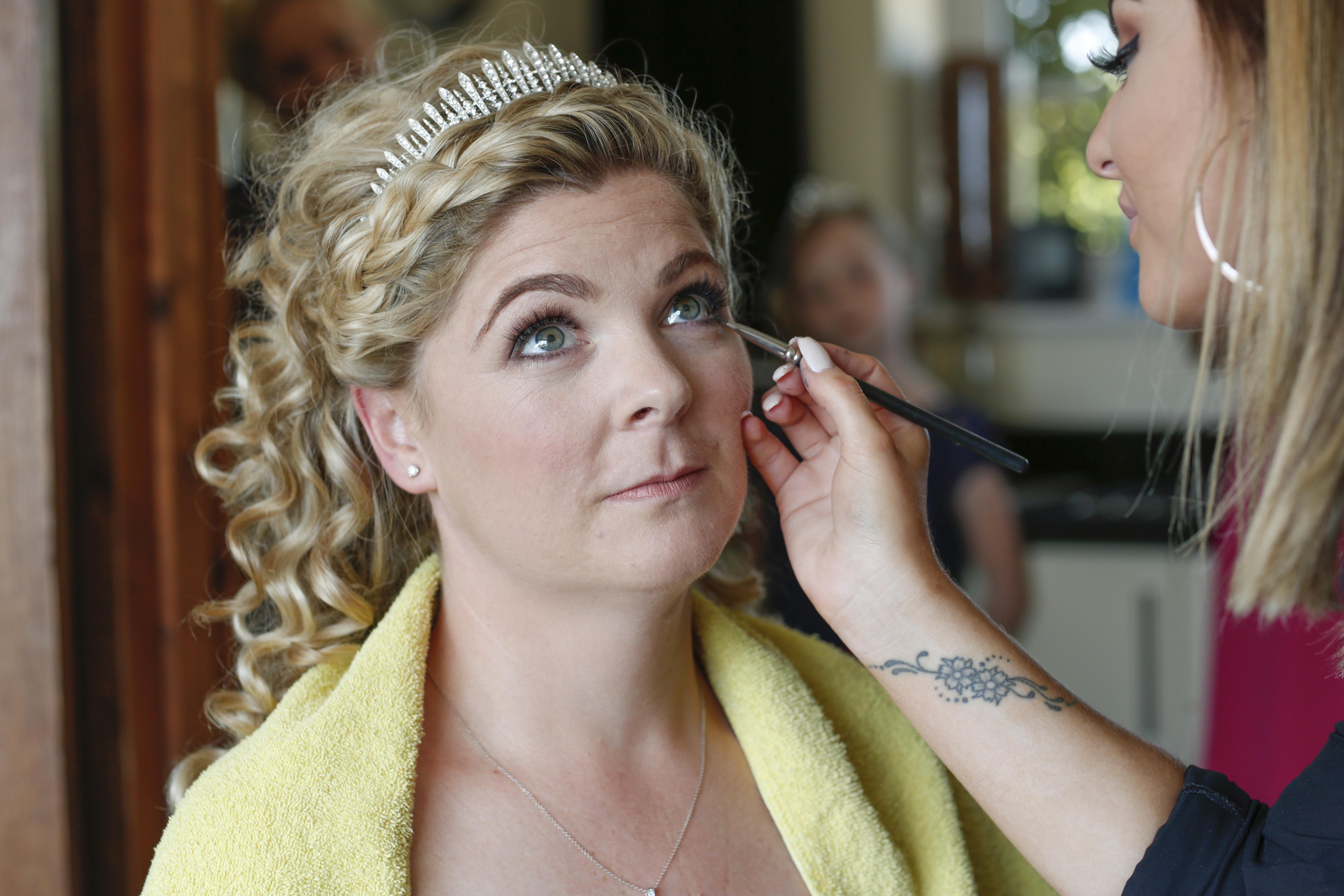 Bridal Hair 38